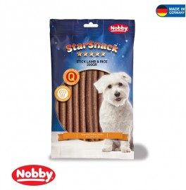 STARSNACK STICKS LAMB & RICE  BAG 200G