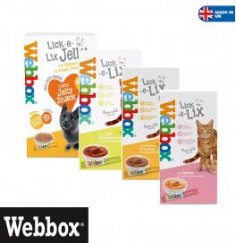 Webbox Lick Lix 15gr