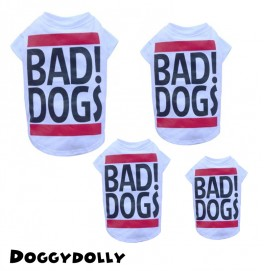Bad Dogs White - Big Dog