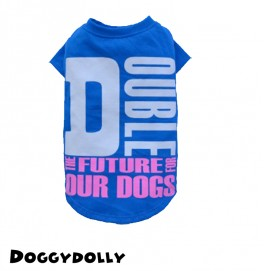 Double The Future For Our Dogs Blue