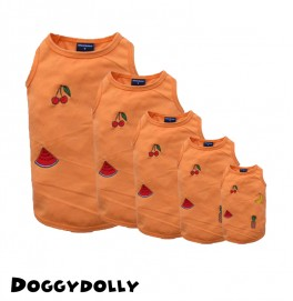 Fruit Shirt Orange