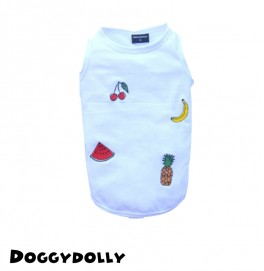 Fruit Shirt White