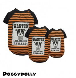 Wanted Orange Shirt