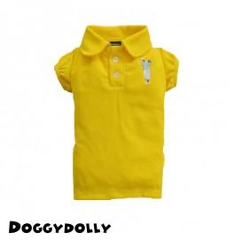 Polo T-Shirt Yellow