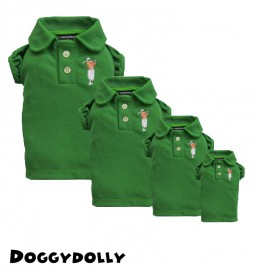 Polo T-Shirt Green