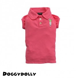 Polo T-Shirt Pink