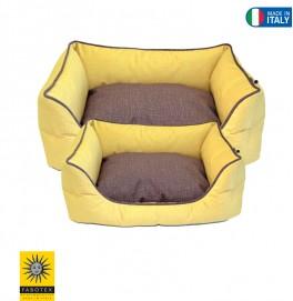 Petit Sofà Easy Clean Yellow