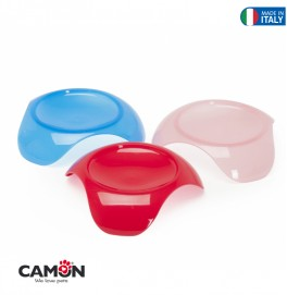 RAISED PLASTIC BOWL 150GR