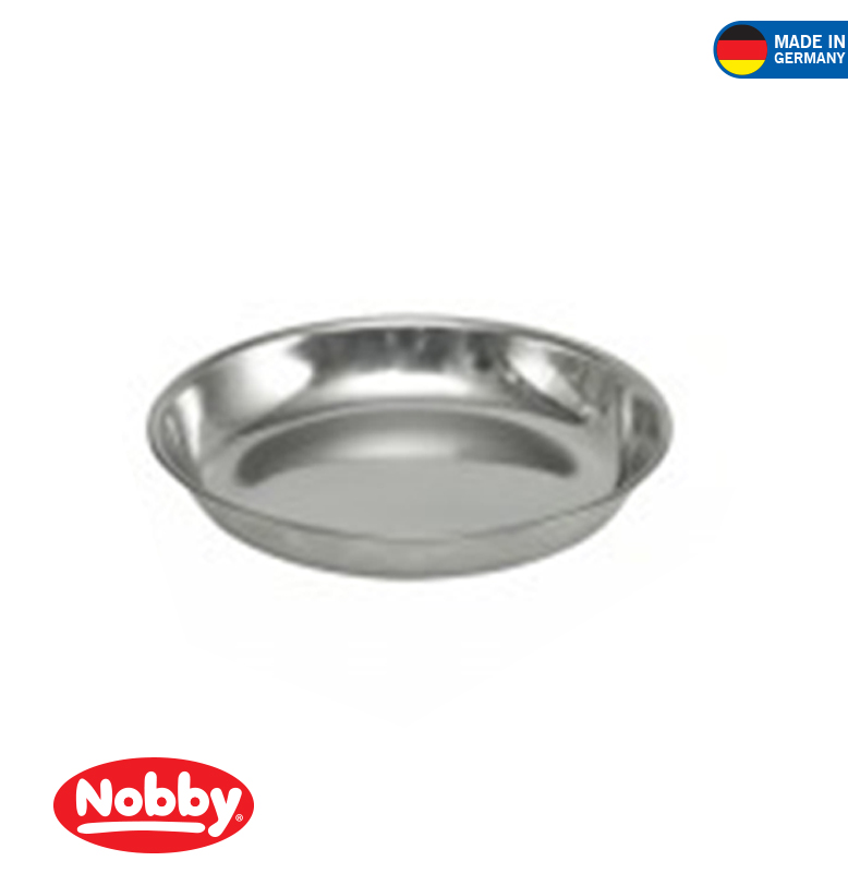 STAINLESS STEEL BOWL FLAT