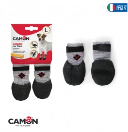 COTTON AND LATEX SOCKS- L- SIZE 3