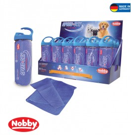 TOWEL  SPEED DRY COMFORT BLUE 66 X 43 CM