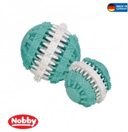 Rubber Ball DENTAL FUN bicolour