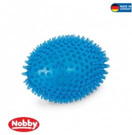 spiky football 11 cm Blue