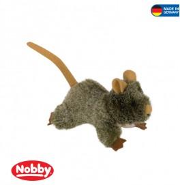 Plush mouse with catnip 10 cm