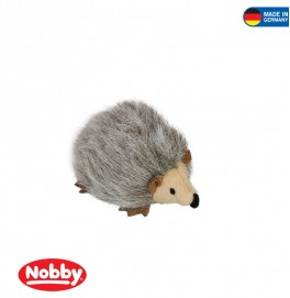 Plush hedgehog with catnip 9 cm