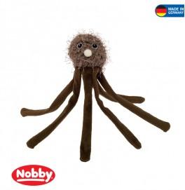 Plush toy Octopus 24 cm mit Catnip