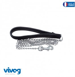 Leash Metal Chain Comfort  2*110CM