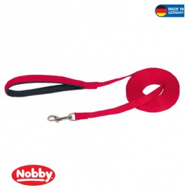 TRACKING LEASH FLAT RED 1000CM; 15MM
