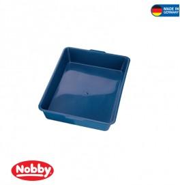 CAT TOILET BLUE 46X31X8CM