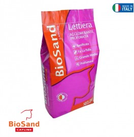 LITTER BIOSAND SCENTED CLUMPING