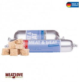 Singleshot Meat And Treat Salmon 80G