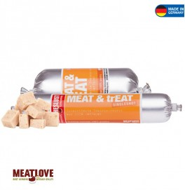 Singleshot Meat And Treat Poultry 80G