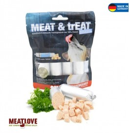 Pockets Meat And Treat Salmon 4 x 40G
