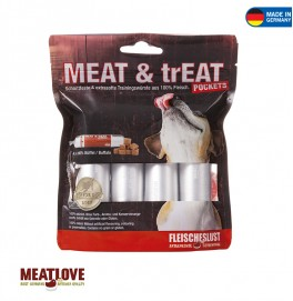 Pockets Meat And Treat Buffalo 4 x 40G