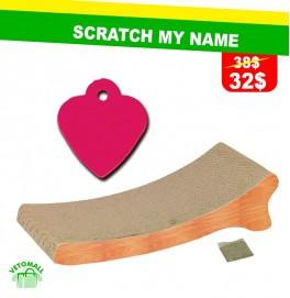 Scratch My Name