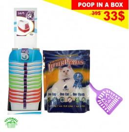 Poop in a box